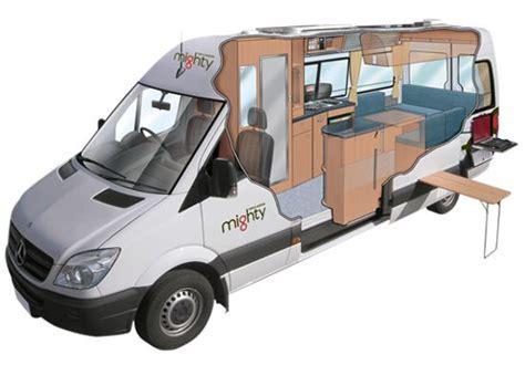 Mighty Deuce 2 Berth Campervan Hire in Australia   DriveNow