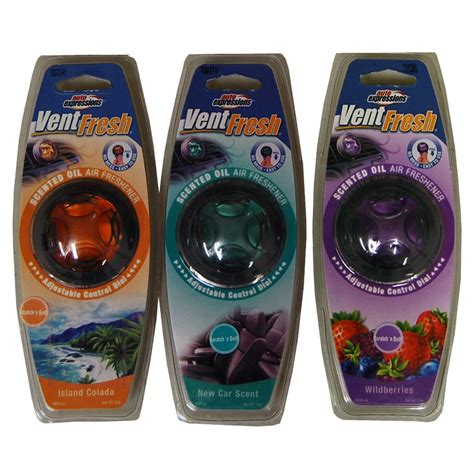 car air freshener  assorted scents  auto expressions ebay