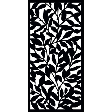 matrix 1800 x 900 x 7mm charcoal tangle d 233 cor screen panel