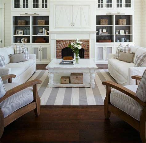 meubles et décoration de style atlantique bord de mer décoration salon bord de mer