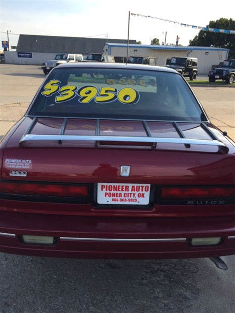 buick regal custom sedan  door   sale