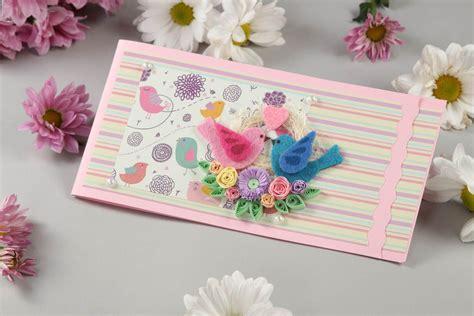 cute handmade greeting card birthday greeting cards