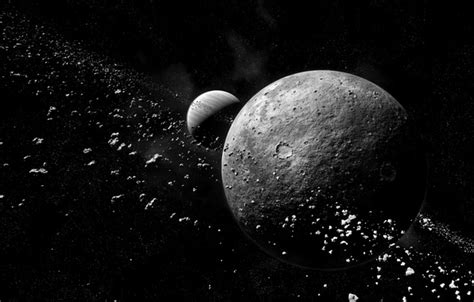 fragmented space wallpaper planet fragments stars space images for desktop section космос download