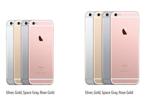 iphone 6 colors image gallery iphone 6s colors images