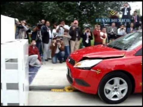 low speed crash test 2010 ford focus