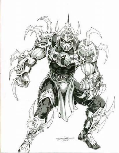 Shredder Tmnt Ninja Turtles Ninjas Deviantart Mutant