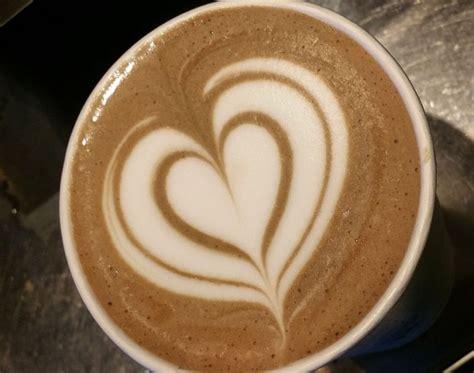 Heart is definitely the one latte art pattern where baristas often start their latte art career. Explore the Minneapolis Northwest Bucket List - Minneapolis Northwest Blog