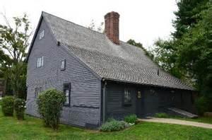 Salem Witch House Inside