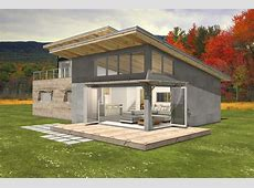 Modern Style House Plan 3 Beds 200 Baths 2115 SqFt