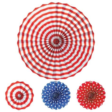 paper fans party city retro paper fan decorations usa party occasions