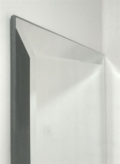 Bevelled Bathroom Mirror by 20 Best Ideas Of Bevel Edged Mirrors