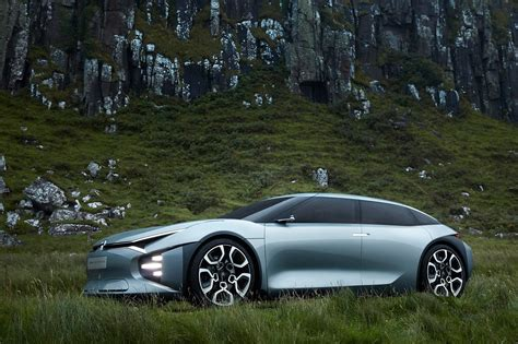 Citroen Car :  Citroen Unveils Cxperience Concept By Car