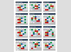 2016 Payroll Calendar » South Carolina Enterprise