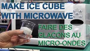 Comment Faire De L Électricité : comment faire des gla ons au micro ondes electricit ~ Melissatoandfro.com Idées de Décoration