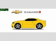 Chevrolet Camaro SS DCP Design