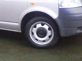genuine oe steel 17 vw t5 t6 wheel package vanstyle