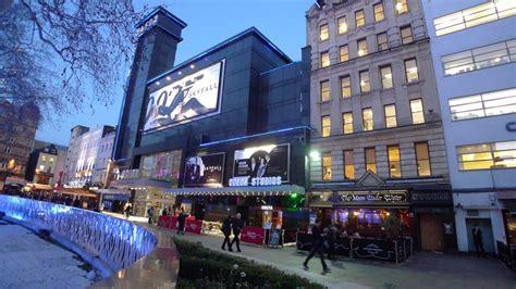 Leicester Square London - Buildings - e-architect