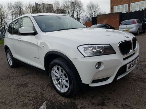 2010 Bmw X3 by Bmw X3 2010 2 0 20d Se In Perry Barr West Midlands