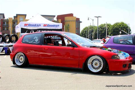 Honda Civic Hatchback Picture by Custom Honda Civic Hatchback Fifth Generation 92 95