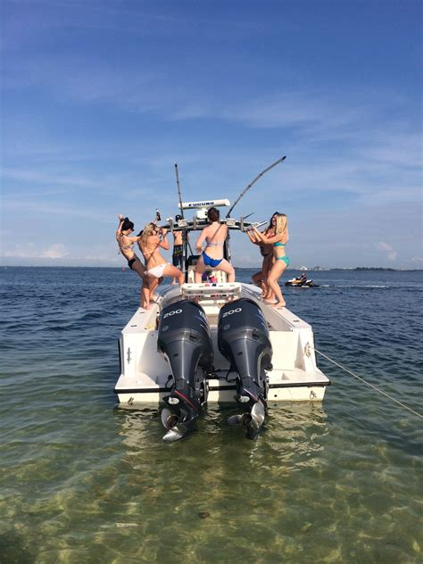 tampa bay beer island fishing boating thehulltruth bit too florida boat stereo changes things