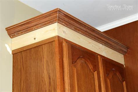adding trim to kitchen cabinets adding trim to kitchen cabinets before and after kitchen
