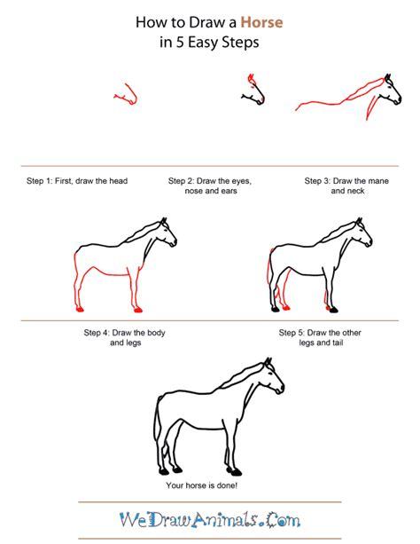 draw  horse