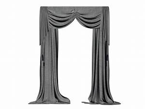 Curtains by 32cherry on deviantart for Gray curtains png