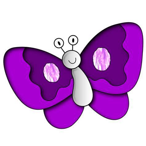 Purple Clipart Clipart Butterfly Purple Clipart Best Clipart Best