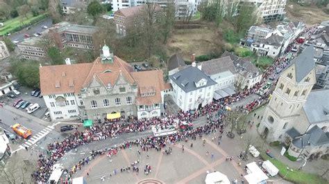 Bergisch Gladbach Fliesenmax by Bergisch Gladbach Karneval 2016 Drone Phantom 3