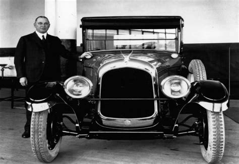 Walter Chrysler by The Vision Of Walter P Chrysler The Early Years