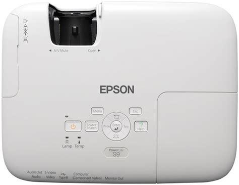 epson powerlite s9 3lcd projector ecoustics