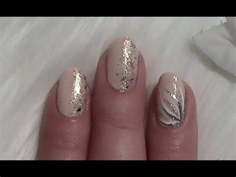 nageldesign selber machen kurze nägel einfaches nageldesign f 252 r kurze n 228 gel selber machen simple nail design for