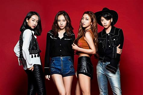 F(x) Wins Best Girl Group In K-pop Madness 2017
