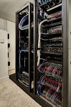 tech wiringcable management images cable