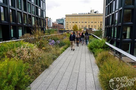 Strolling through Chelsea via High Line Park - Jon the ...