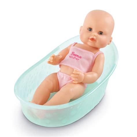 baignoire pour grands poupons 36 cm les accessoires