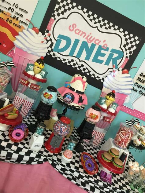 sock hop birthday party ideas retro party ideas