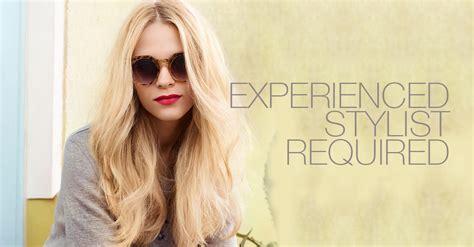 Experienced Hair Stylist by Hairdresser Vacancy Sunninghill Hair Salon Ascot