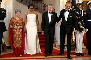 White House state dinner: the menu and Michelle Obama's ...