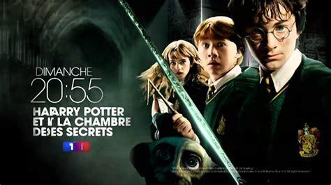 harry potter et la chambre des secrets dimanche 20h55