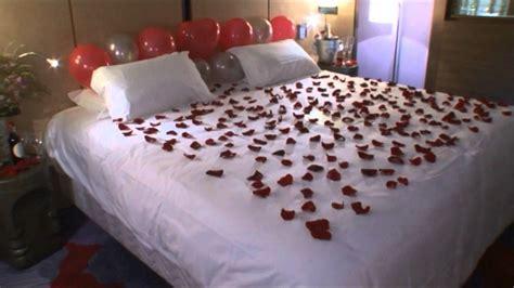 chambre a coucher amoureux ambiance romantique pour escapade à deux