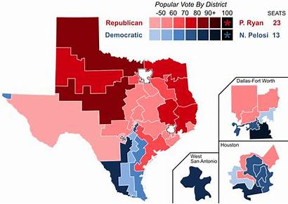 Texas Representatives District States United Results Elections