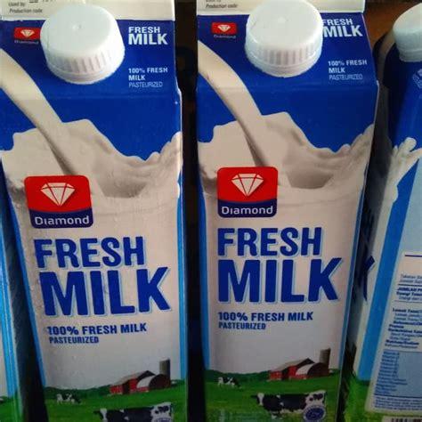 Susu Fresh Milk Diamond / Susu Segar Pasteurisasi Diamond