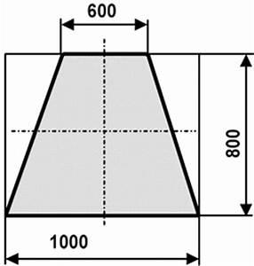 Höhe Vom Trapez Berechnen : einf hrung in die fachmathematik ~ Themetempest.com Abrechnung