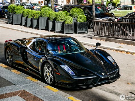 Black Enzo by Black Enzo Looks Like A Million Bucks Is Worth A