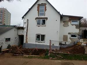 Rekonstrukce rodinného domu postup