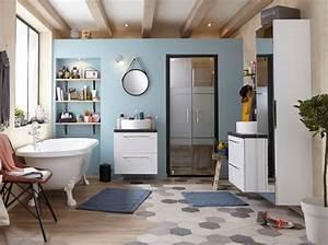 Déco Salle De Bains : 45 id es d co pour la salle de bains elle d coration ~ Melissatoandfro.com Idées de Décoration