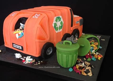garbage truck party images  pinterest