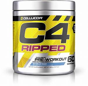 Amazon Com  Cellucor C4 Extreme Energy Pre Workout Powder  Explosive High Energy Drink  Icy Blue