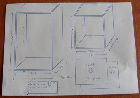 comment fabriquer un caisson de cuisine top construire un meuble en mdf ai utilis un caisson de